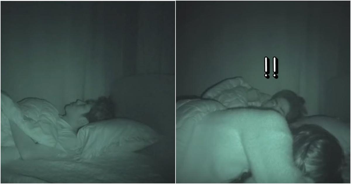 """s 10.jpg - """"여친은 단발인데..."""" 침대 옆에서 긴 머리 여성 발견한 남친 반응 (영상)"""