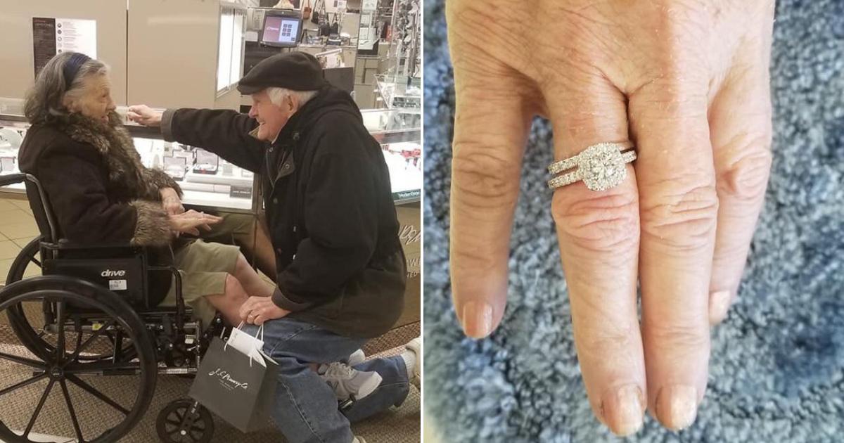 untitled design 29.png - Un homme âgé redemande sa femme en mariage après 63 ans de mariage