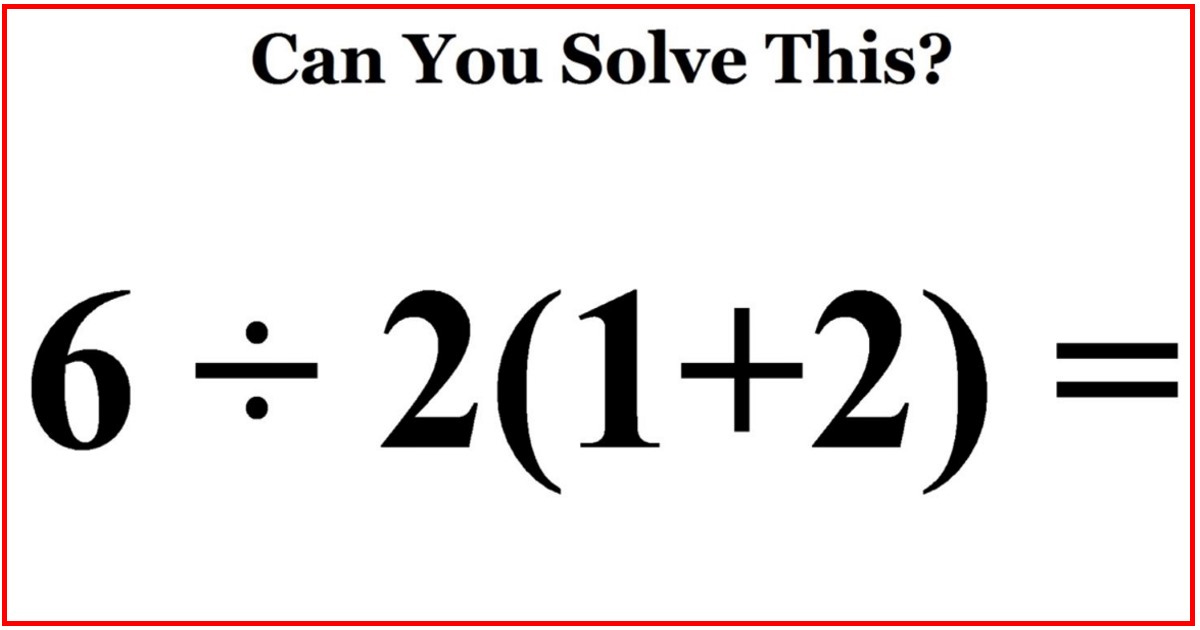 a.jpeg - 'Simple' Math Problem Went Viral As Most People Get It Wrong