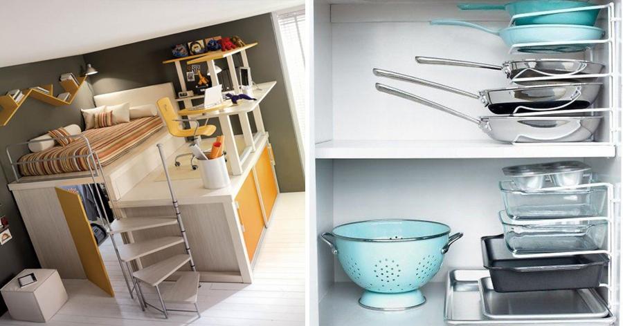 a6 10.jpg - 21 Ideias para aproveitar ao máximo o espaço na sua casa