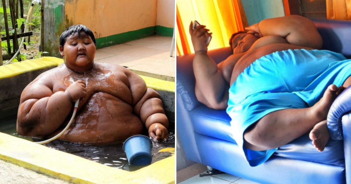 arya6.png - World's Fattest Kid Has Lost A Whopping 101 Kilos And He's Now Happier Than Ever