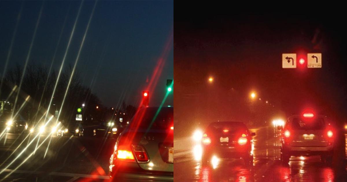 astigmatism.jpg - 【左?それとも右?】あなたには夜の風景がどっちのように見える?