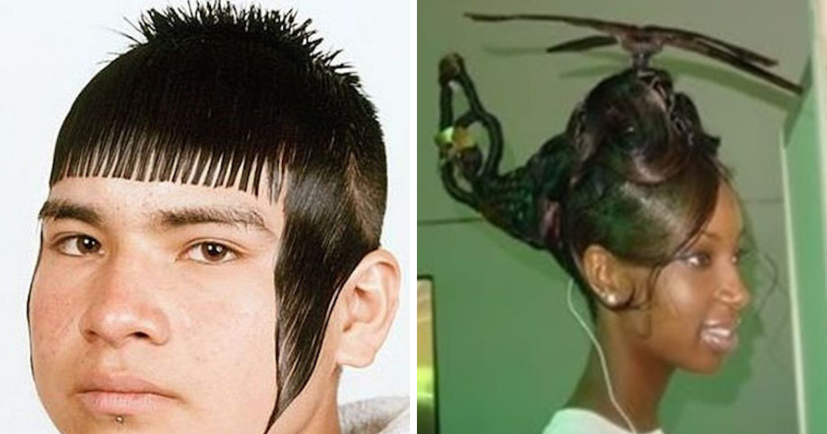 bad hair.png - 40+ Hilariously Bad Haircuts That Will Never See Again