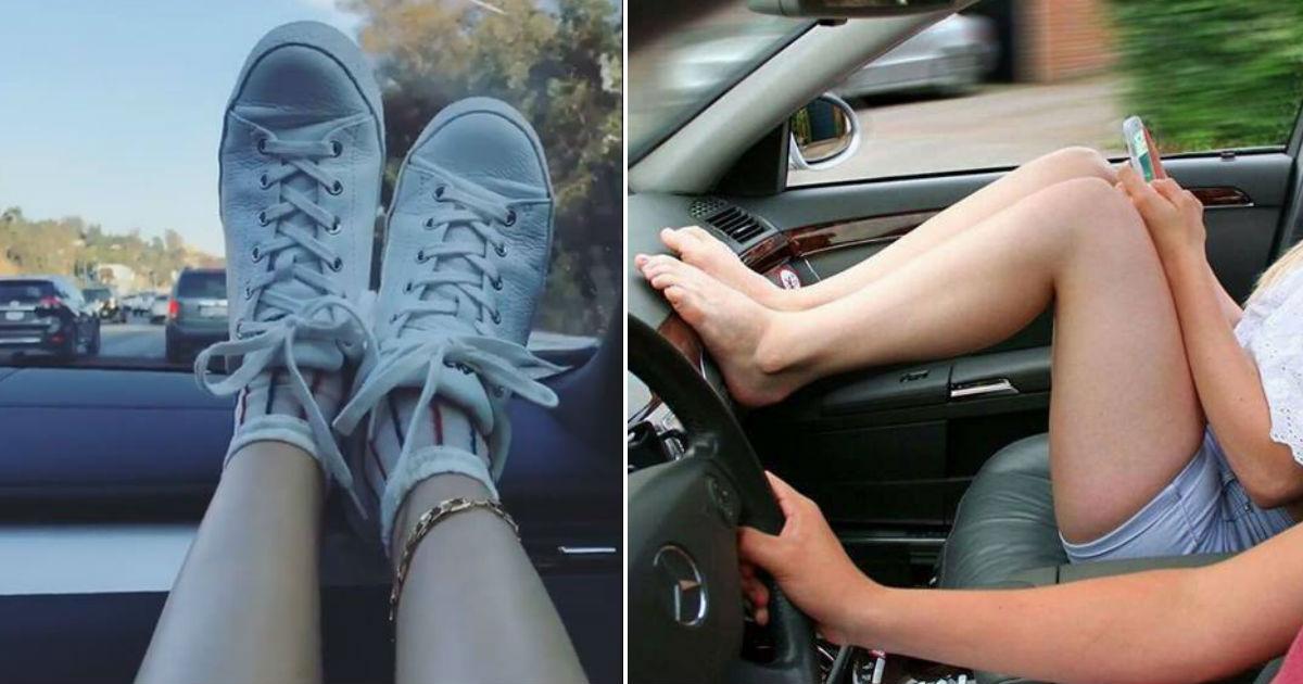 eb8ba4eba6ac.jpg - 절대로 자동차 조수석 '대시보드'에 다리 올려두지 말아야 하는 이유