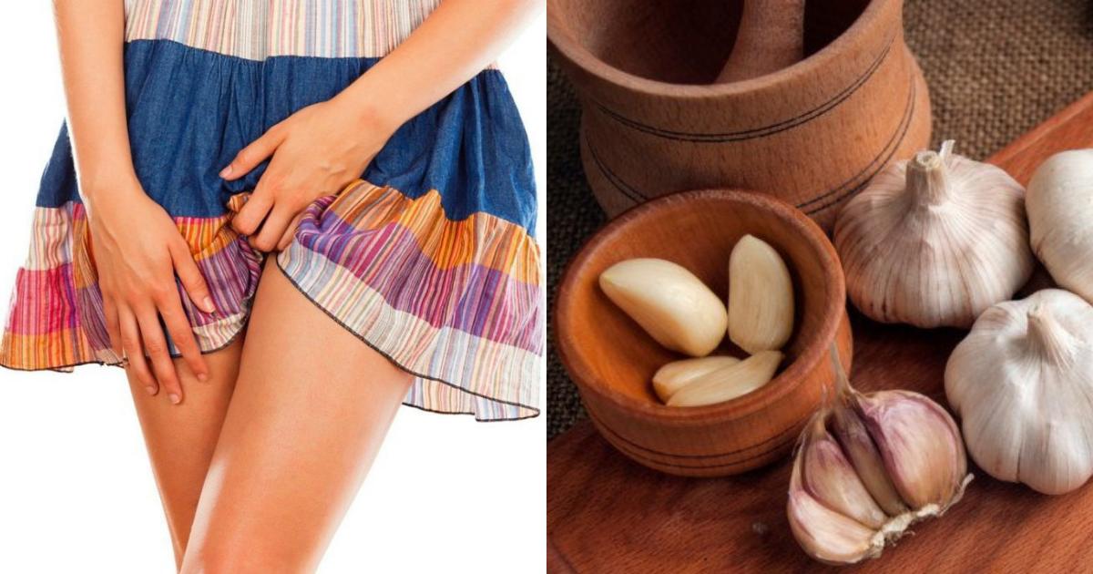 garlic3.png - Les experts avertissent les femmes de ne pas se mettre de l'ail dans leur organe génital, car cela pourrait causer une infection bactérienne
