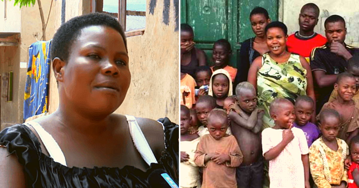 mother7.png - 39-Year-Old Mother Gave Birth To 44 Children After Marrying At The Age Of 12