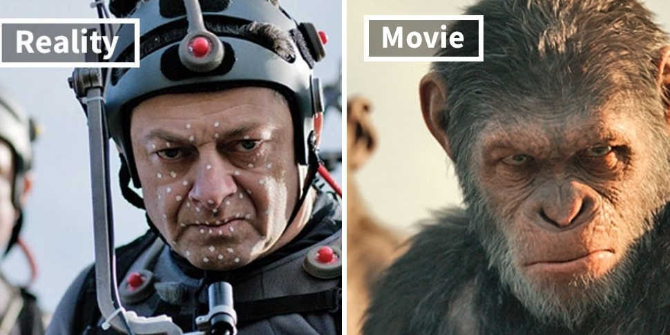 photos that show how scenes from famous movies look like without special effects 7 5c6d44eb91744  700 1.jpg - 30 Photos That Show How Scenes From Famous Movies Look Like Without Special Effects