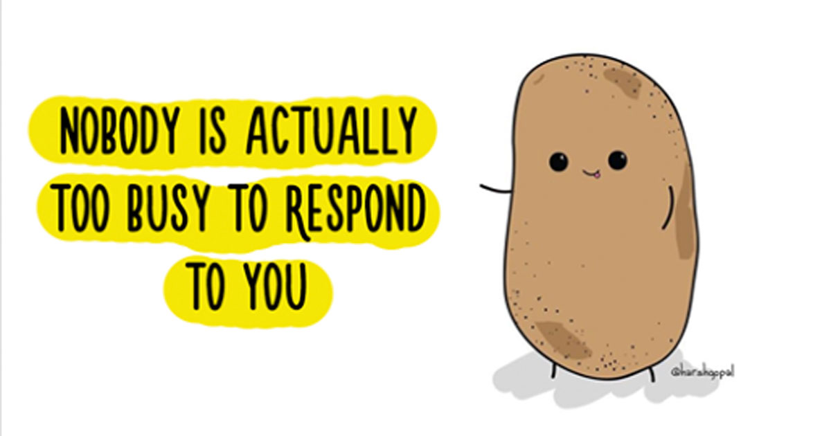 truth potato.jpg - 30 Harsh Life Truths Illustrated By Truth Potato Which Will Make You See Life In Different Way