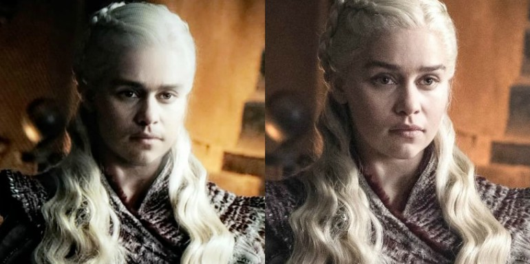 Check Out The Pictures Of Game Of Thrones Characters With The New Snapchat Filter Small Joys