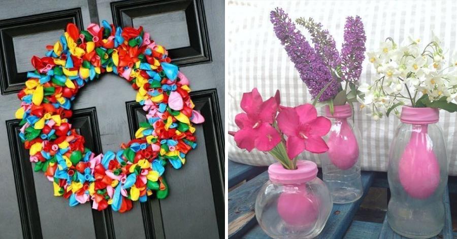 a3 18.jpg - 15 Ideias de decoração criativa que você pode fazer com balões de festa