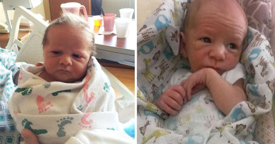 """a4 14.jpg - 20 Pessoas que estavam esperando bebês, mas acabaram tendo """"velhinhos"""""""