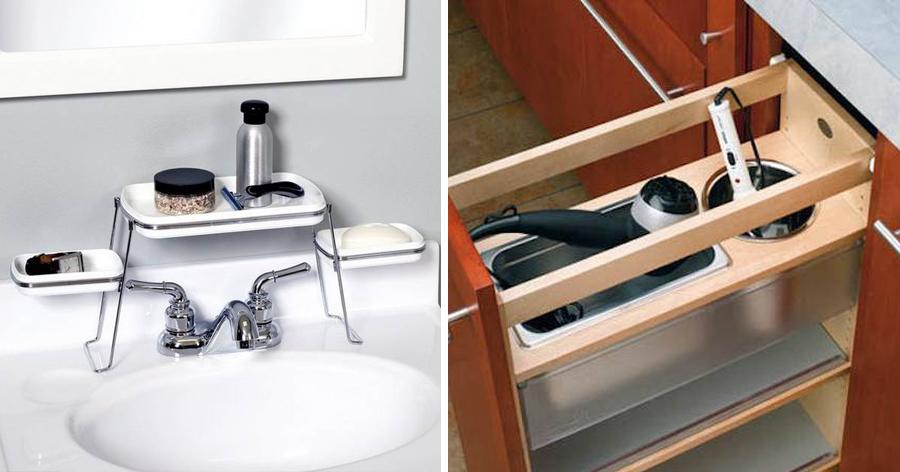 a7.jpg - 45 Maneiras inteligentes de organizar sua casa inteira – do banheiro à garagem