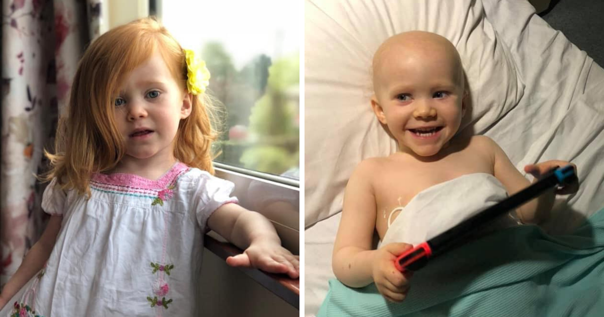 audrina6.png - 4-Year-Old Girl Celebrates End Of Cancer Treatment Dressed As A Star Wars Character