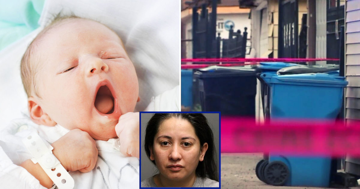 babyboy.png - Newborn Baby Boy With Unclamped Umbilical Cord Found Alive On Top Of Garbage Can