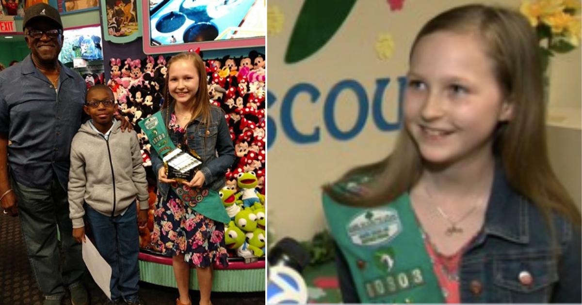 d4 14.png - Une éclaireuse vend 5 000 boîtes de biscuits pour pouvoir payer un voyage à Disney World à son amie