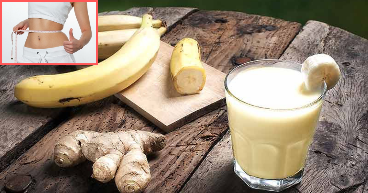 d4 6.png - Recipe For Banana Ginger Smoothie That Can Help You Burn Stomach Fat