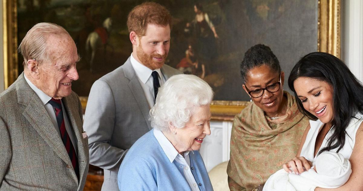 featured image 23.png - Prince Harry And Meghan Markle Announced Their Baby Boy's Name