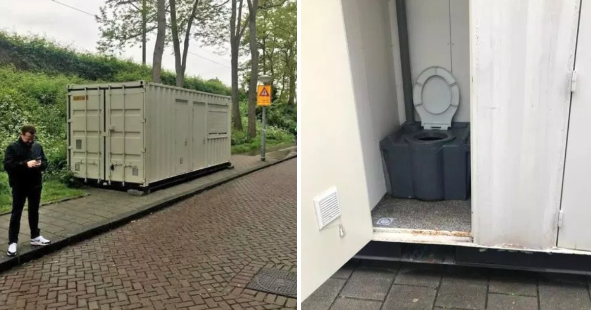 featured image 43.png - Tourist Found His $130 Airbnb Room To Be A Shipping Container On The Side Of A Road