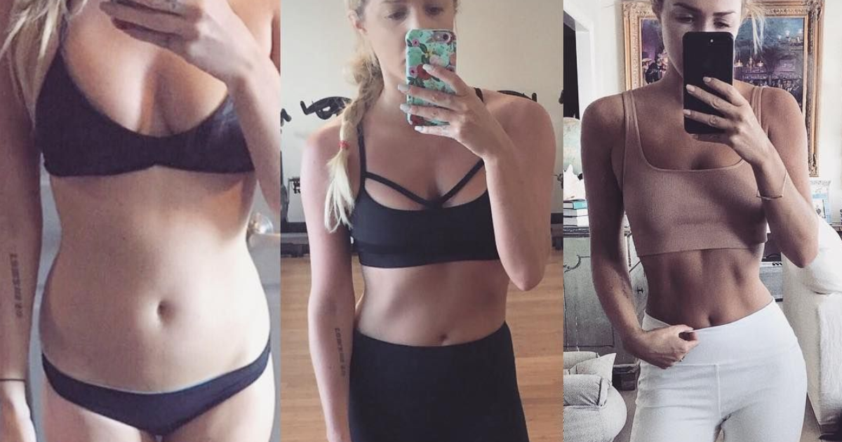 featured image 58.png - Instagrammer Proved That Weight Is Just a Number By Sharing Different Pictures Of Her Body At 125lbs