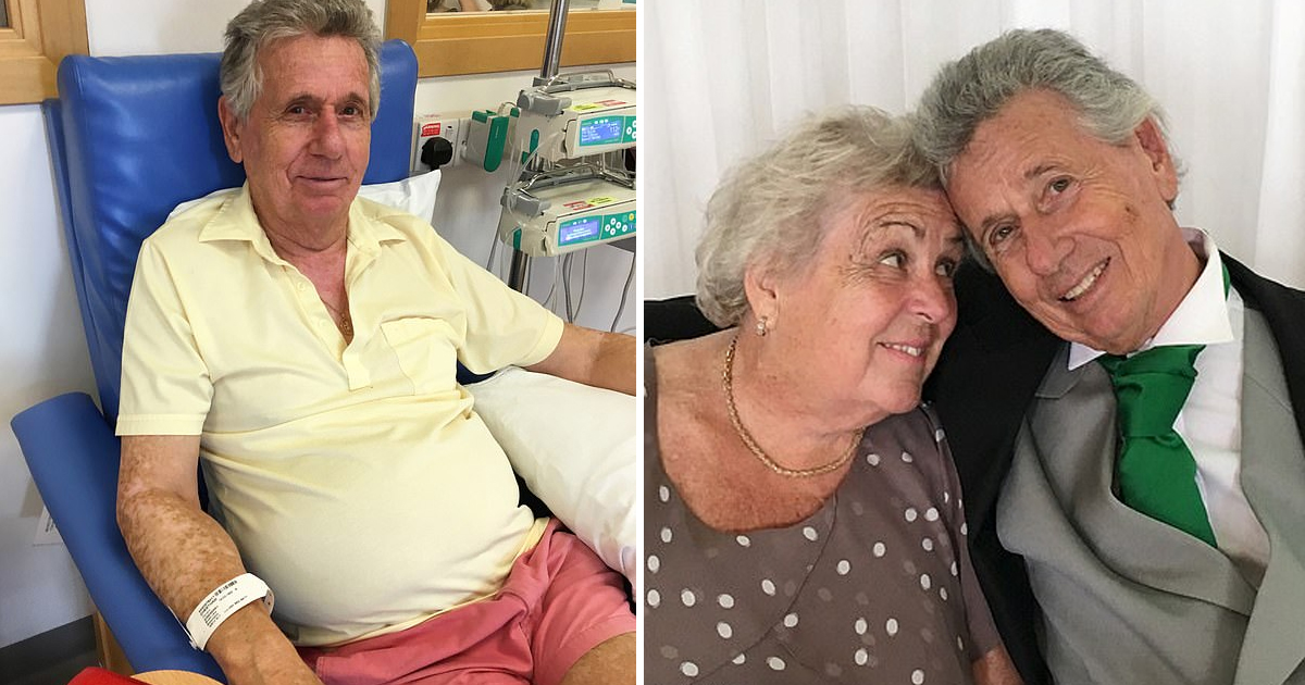 """ffdfdfdd.jpg - Un homme atteint du cancer s'est rétabli """"miraculeusement"""" après avoir pris un médicament d'immunothérapie"""