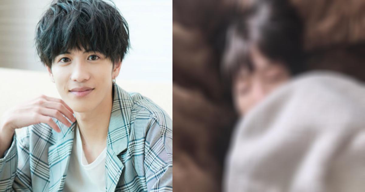jun 1.png - 志尊淳が寝顔ショットをインスタにアップ?「かわいすぎる」と大反響♡