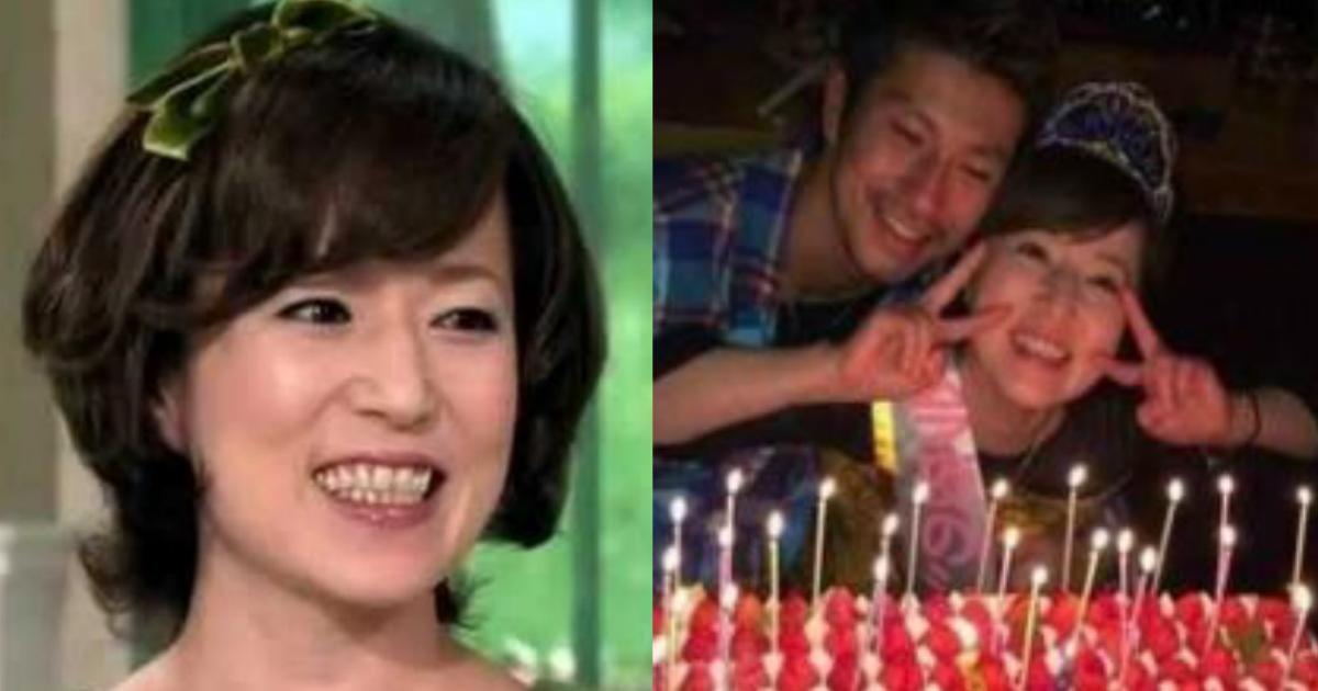 kiriko.png - 磯野貴理子が2度目の離婚を告白、離婚理由がグサッとくる!
