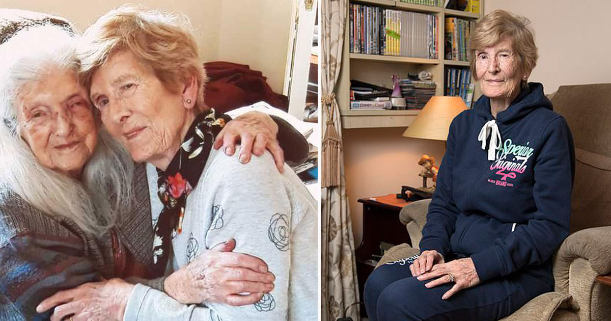 mother daughter reunion.jpg - 81-Year-Old Woman - Who Was Raised In An Orphanage - Met Her 103-Year-Old Mother After A 61-Year Search