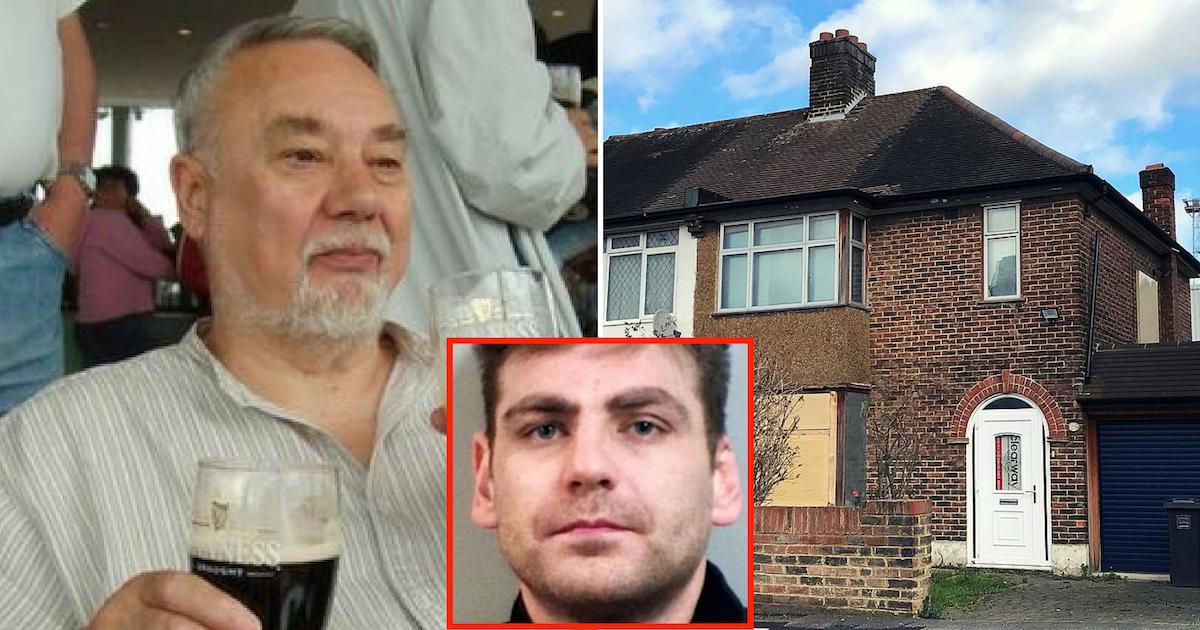 richard3.png - Un homme de 79 ans qui a poignardé un cambrioleur qui a fait irruption dans sa maison a été contraint de quitter son domicile depuis 42 ans alors qu'il était menacé de mort