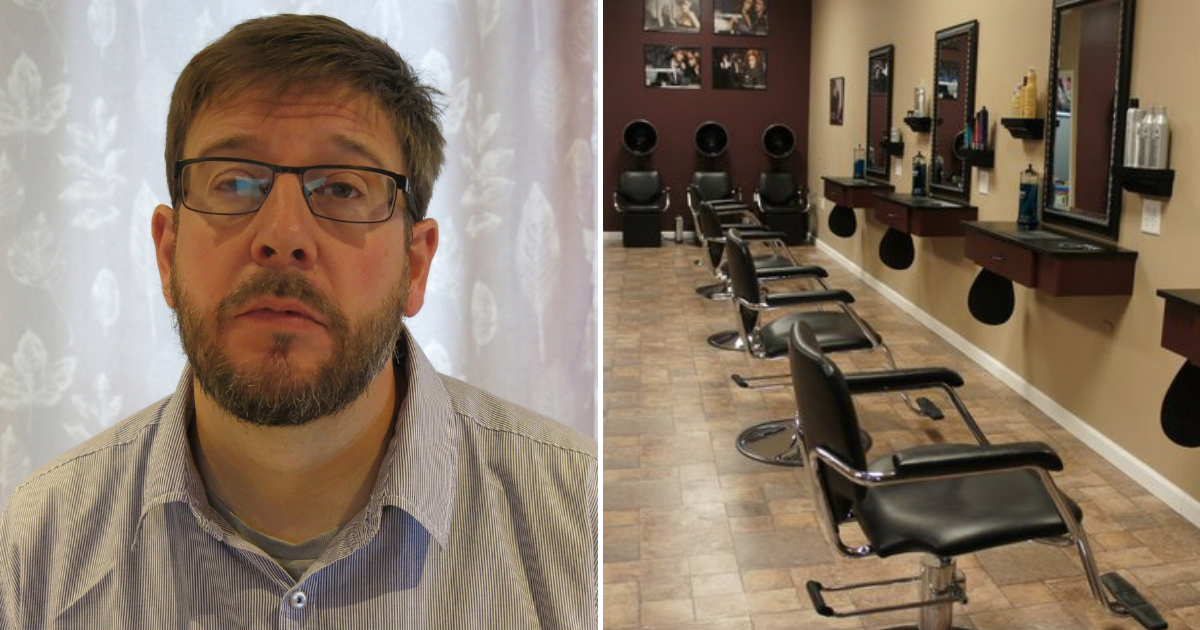 salon2.png - Father-Of-Two Left Fighting For His Life Three Days After Getting Haircut At Salon