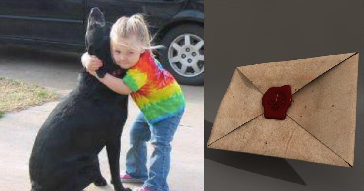 y4 10.png - Young Girl Wrote A Letter To God After Her Beloved Dog Passed Away