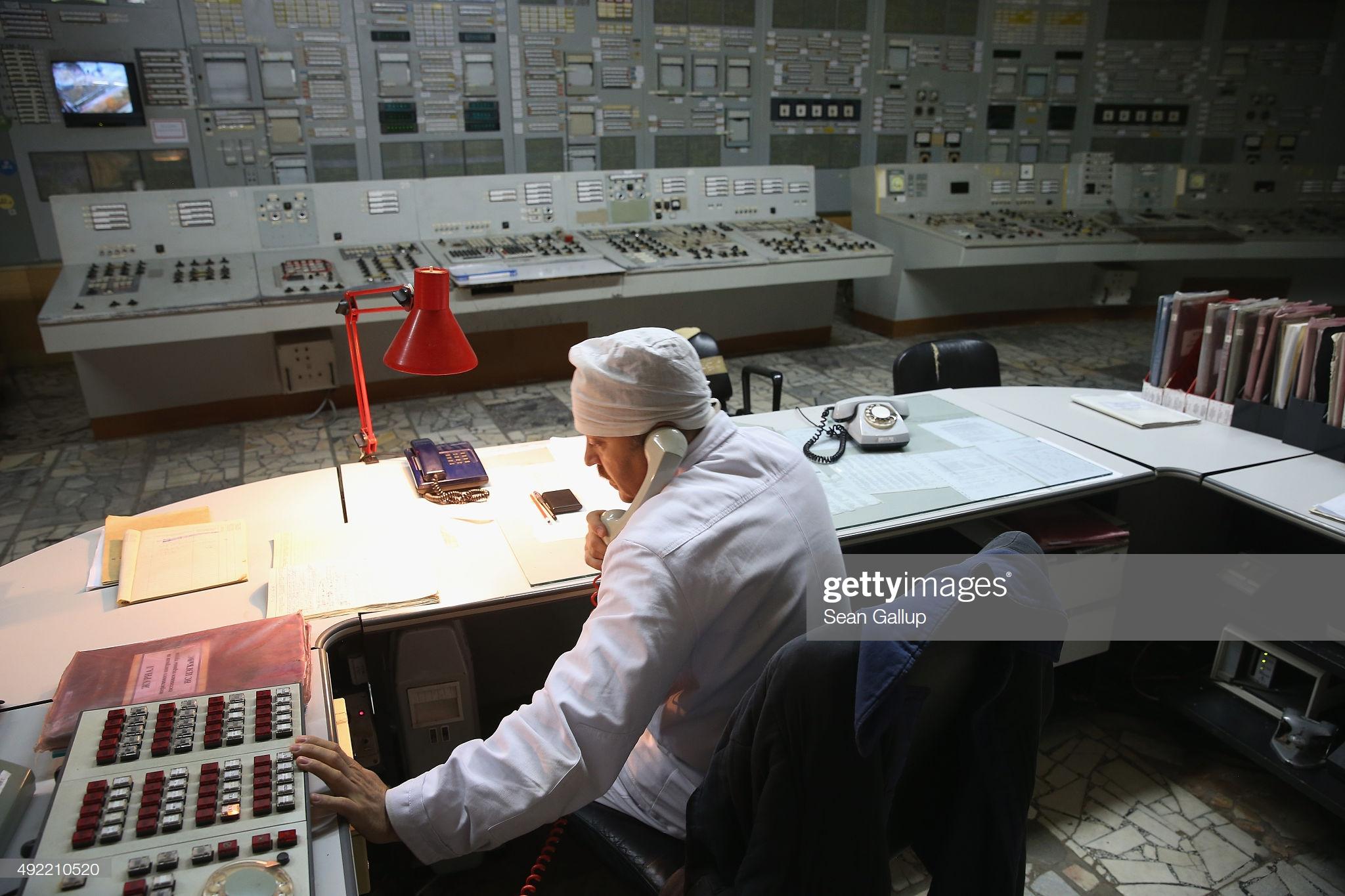 Chernobyl, Nearly 30 Years Since Catastrophe : Fotografía de noticias