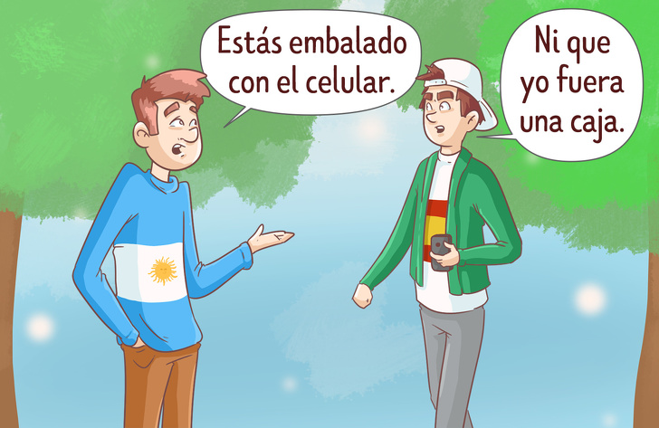 15 Palabras Del Español Que Tienen Significados Muy Distintos En Cada País Small Joys