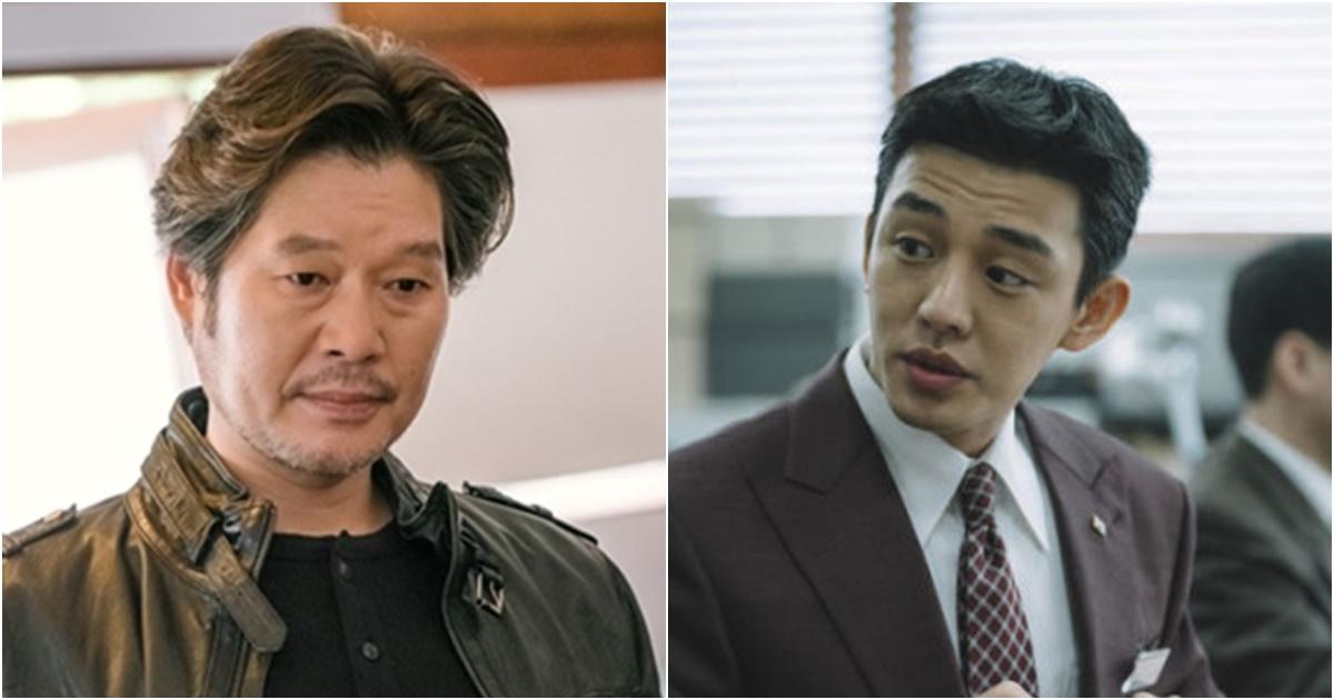 b 1.jpg - '믿보배' 유아인-유재명 출연한다는 범죄 영화 '소리도 없이'