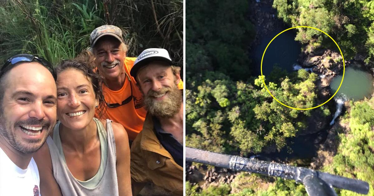 bbb.jpg - Une instructrice de yoga a été retrouvée vivante dans une forêt après être disparue pendant plus de deux semaines