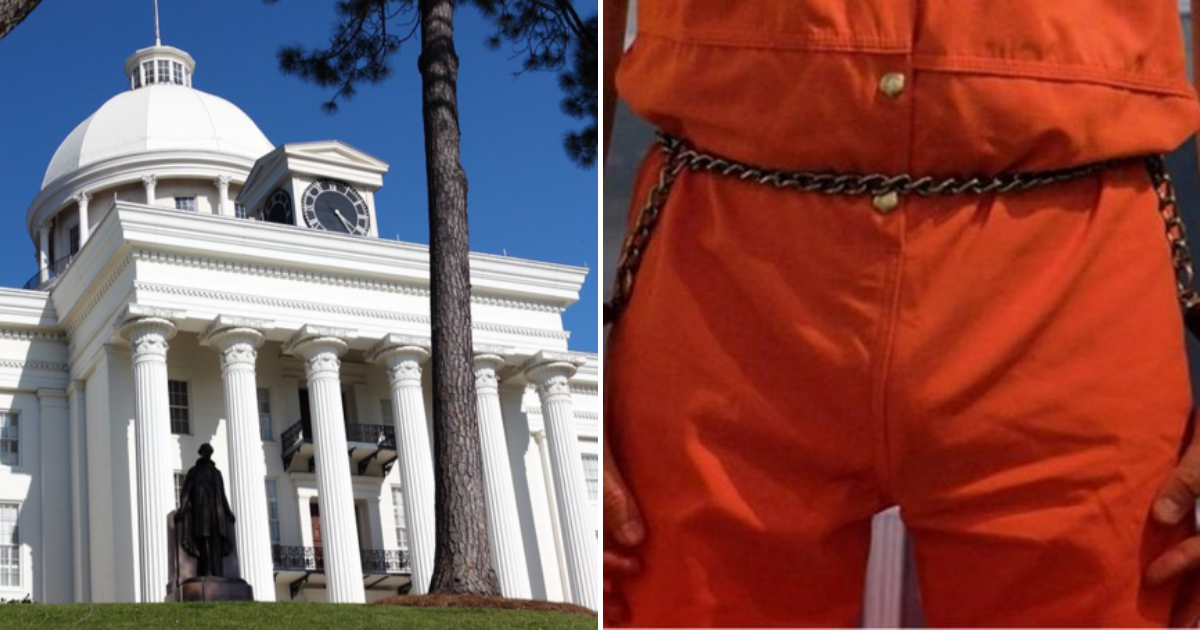 castration3.png - Alabama Lawmakers Passed The Bill To Chemically Castrate Convicted Child Attackers