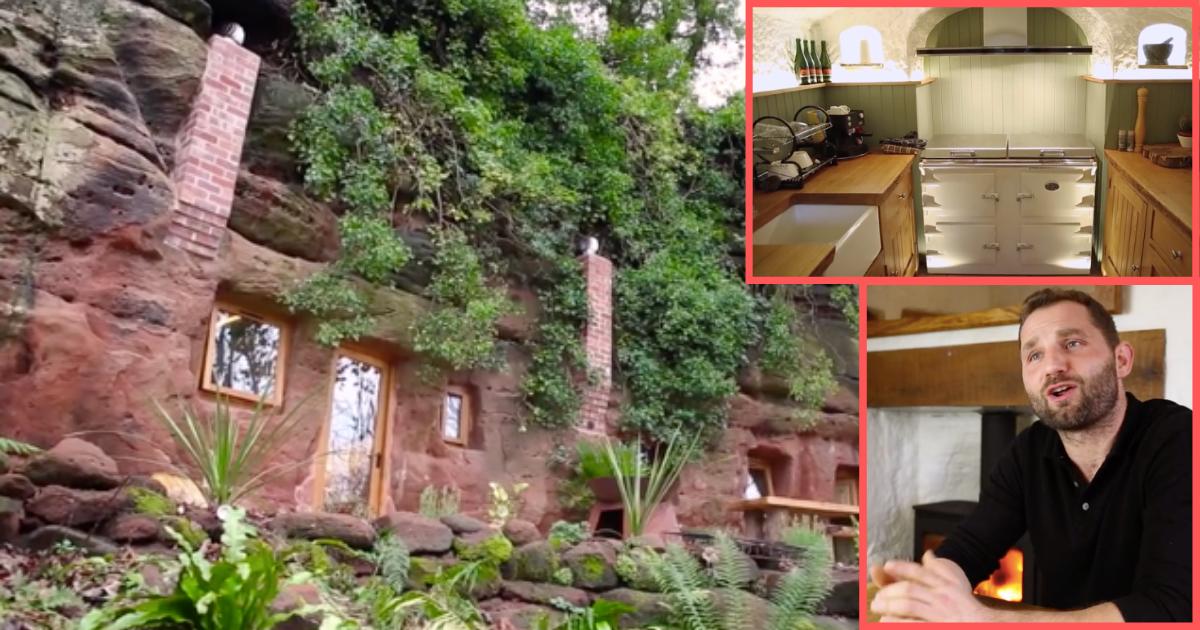 d5 15.png - Un homme a construit une maison de 204 000 € dans une grotte vieille de 700 ans