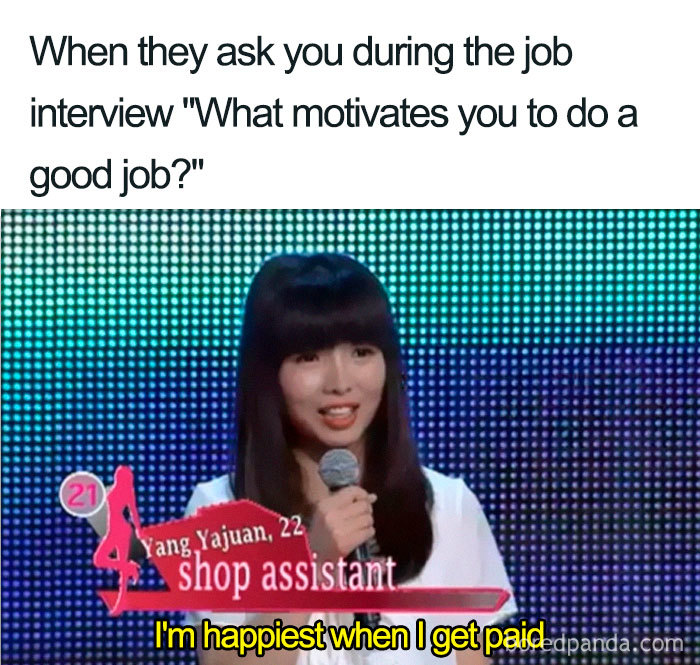 25  of the most hilarious job interview memes you will