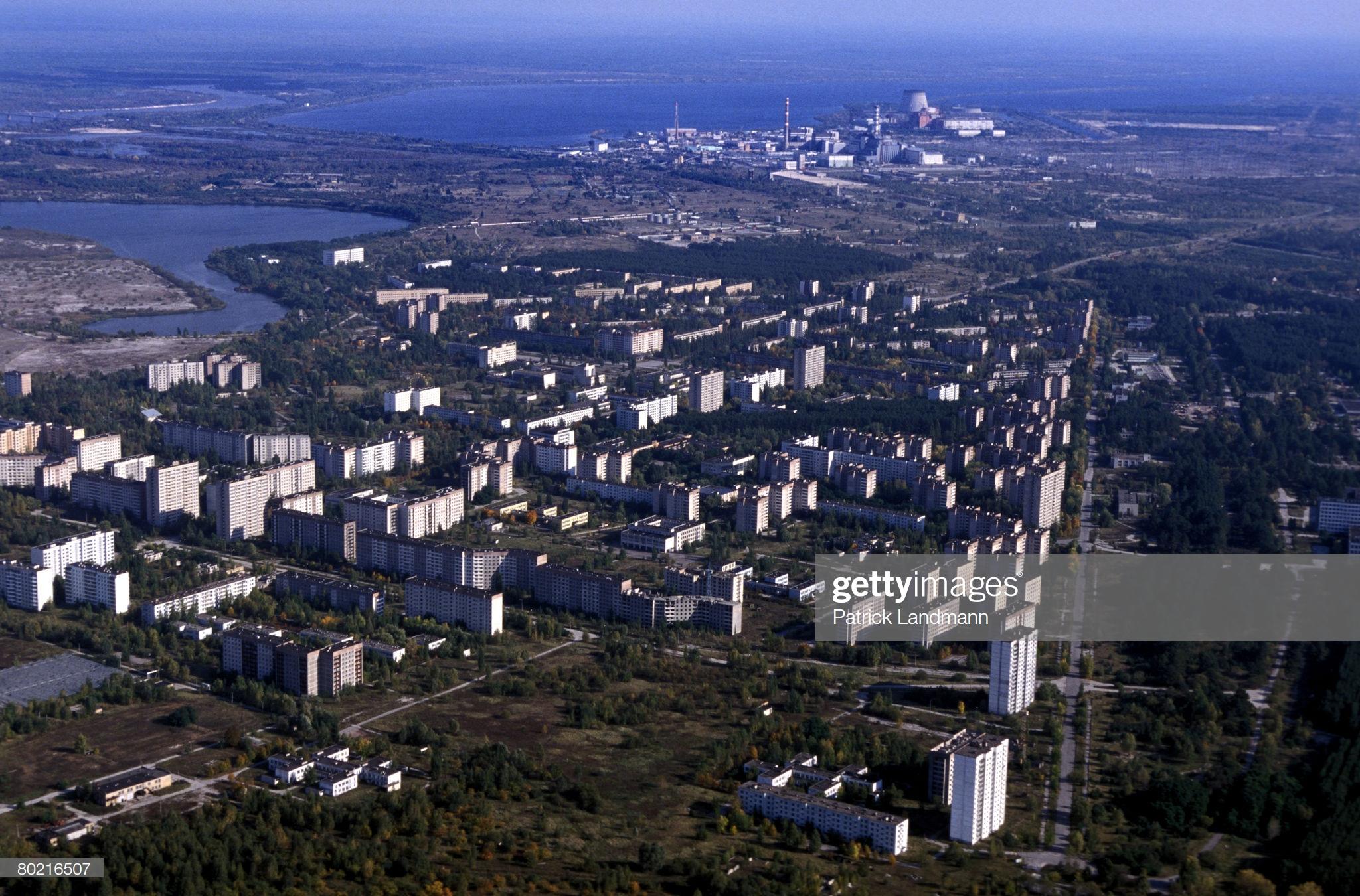UKR: Chernobyl : Fotografía de noticias