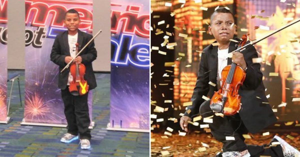 untitled design 92.png - 11-Year-Old Boy Wins The Crowd With His Touching Performance After Beating Cancer