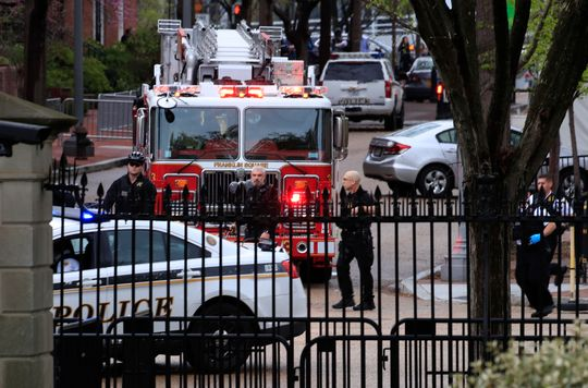 usa.jpeg - A Man Set Himself On Fire Outside The White House, Passed Away Of Severe Injuries In Hospital