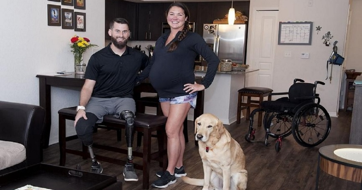 v3.jpg - Former Soldier Who Lost Both His Legs Saving A Wounded Comrade Got The Dream Home He Deserves