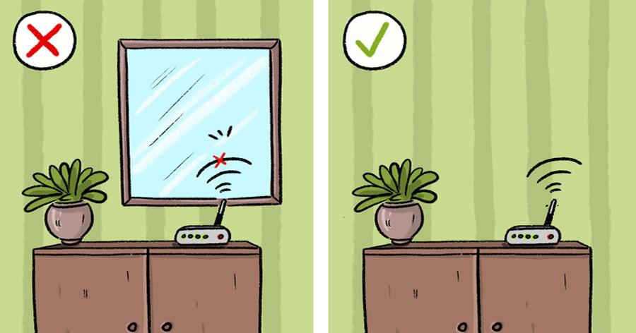 a5 8.jpg - 8 Objetos que você possui em casa e que podem fazer com que o Wi-Fi funcione mal