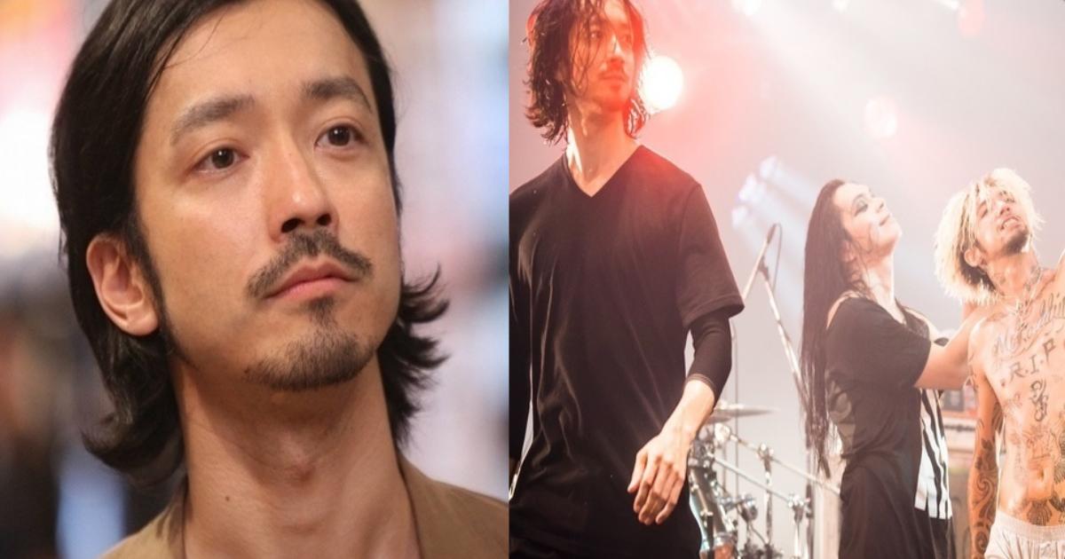 kaneko.png - 実弟が逮捕され謝罪した金子ノブアキ、所属バンドは解散の道まっしぐら!?