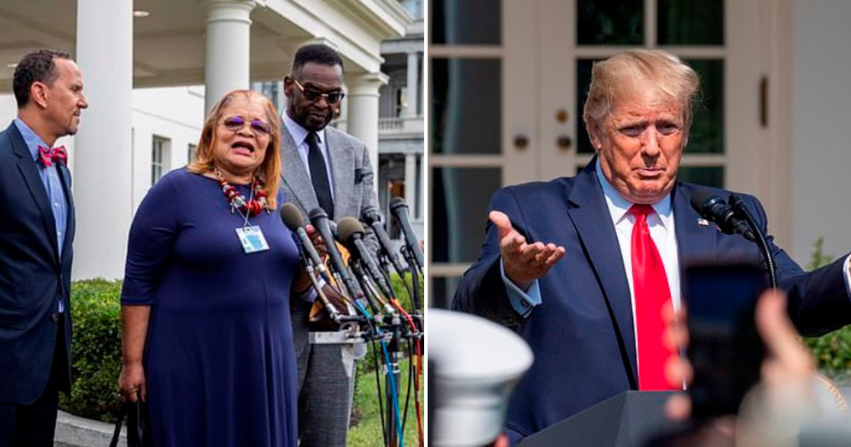 king3.png - Martin Luther King Jr.'s Niece Praises President Trump Amid Feud Over 'Rat-Infested' Baltimore
