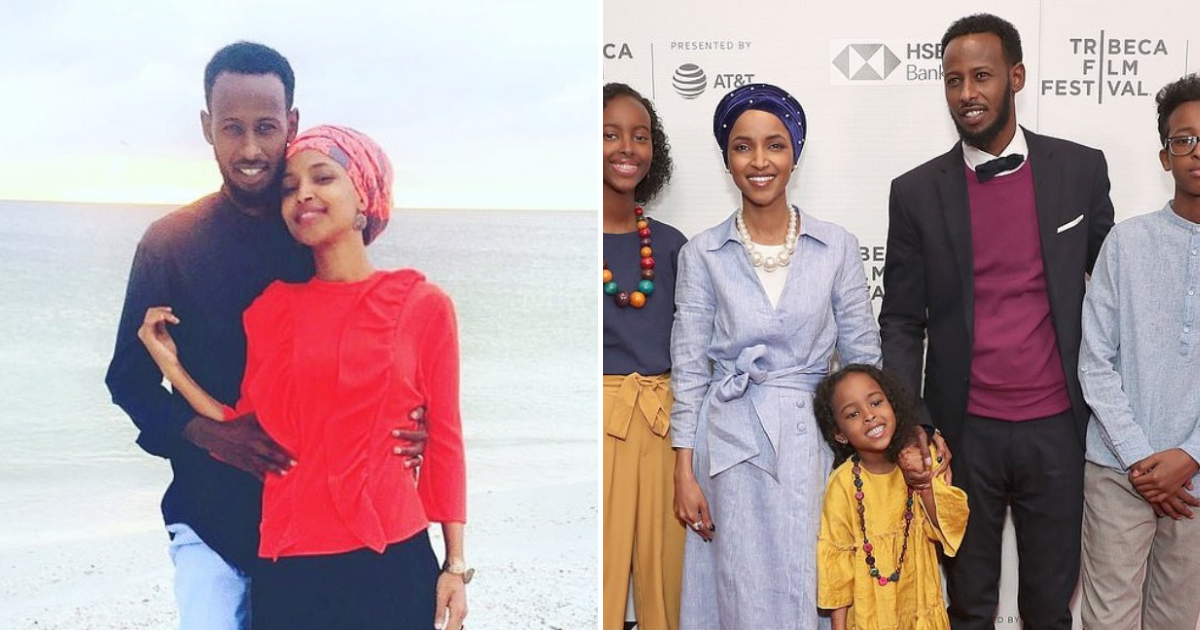 omar5.png - Ilhan Omar Splits With Husband And Heads For SECOND Divorce With The Father Of Her Children