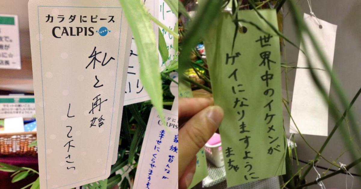 tanzaku2.png - あなたの願いごとは何?歴代七夕短冊おもしろ願い事まとめ!②