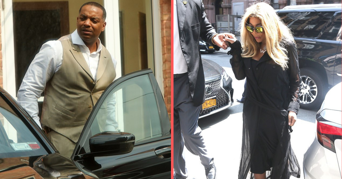 y1 5.png - Wendy Williams Claims to be Crazy About Dr. Darrin Porcher as He Laughs it Off