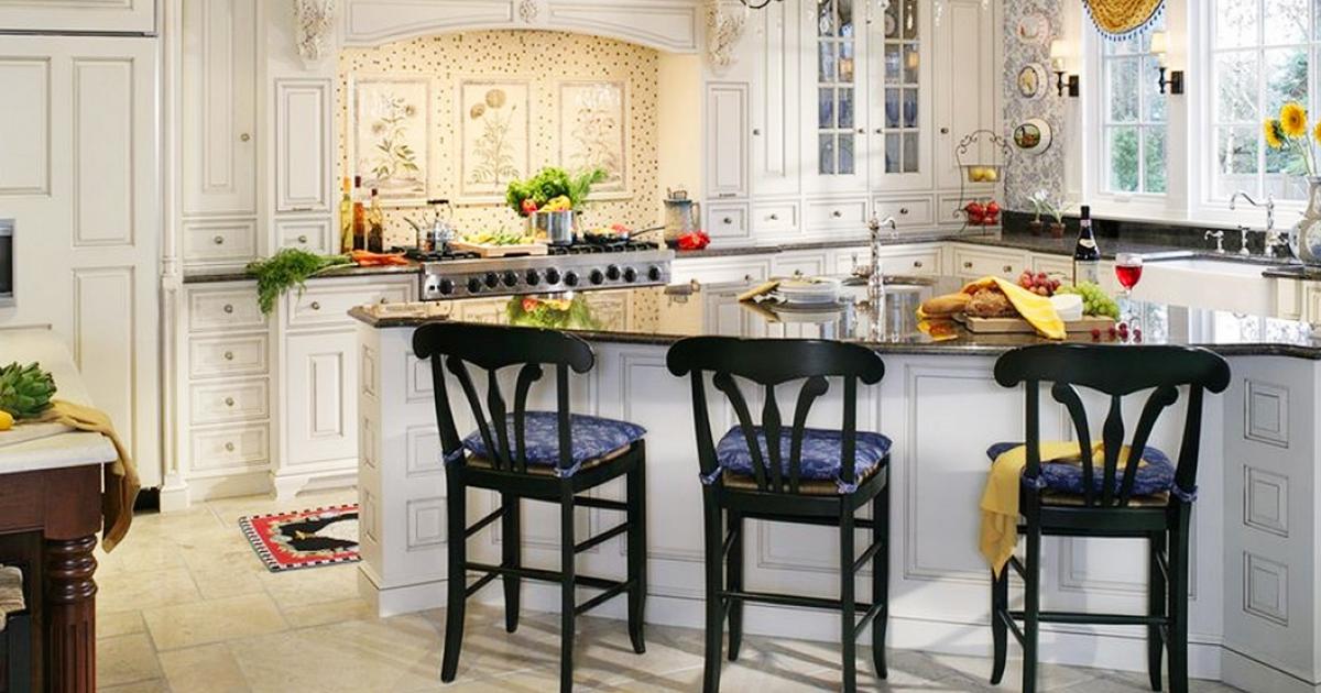 10 74.jpg - 14 Ideas para convertir una cocina común y corriente en un lugar mágico y acogedor