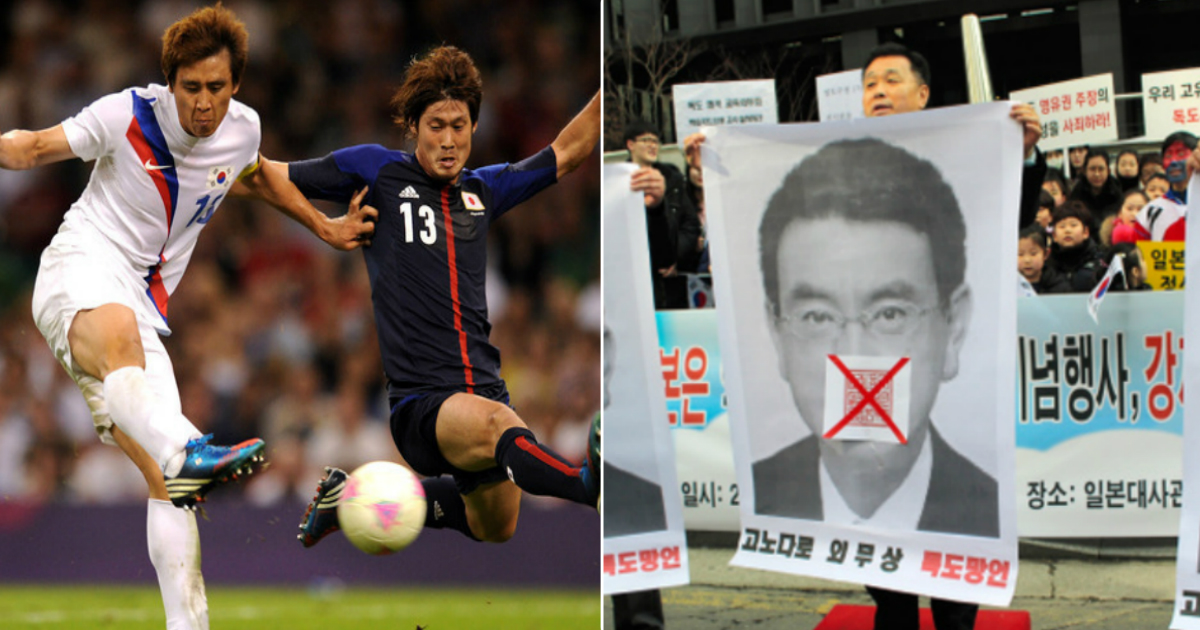2 33.jpg - 【話題】日韓関係悪化がスポーツ界にも波及か…東京五輪ボイコット論も