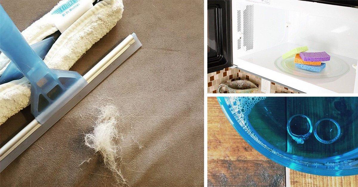 7 83.jpg - 15 Increíbles trucos de limpieza que nos enseñó Instagram y que te facilitarán la vida